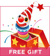 Free Gift For Halloween Celebration