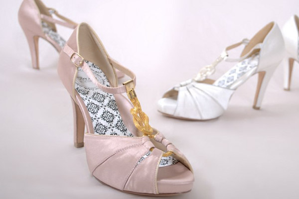 The Stylish Bridal Shoes Used In Gilbert Weddings