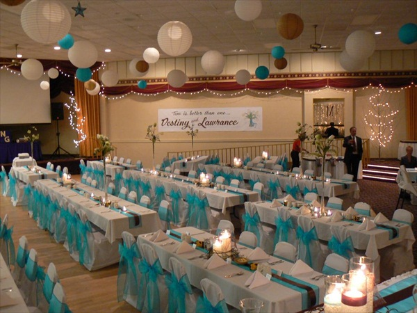 How beautifully lincoln weddings can be decorated share for How can prom venues be decorated