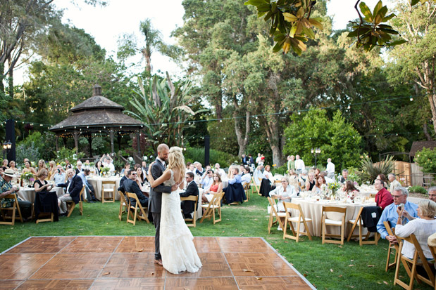 Garden Weddings Are Perfect For The Summer Share A Happy