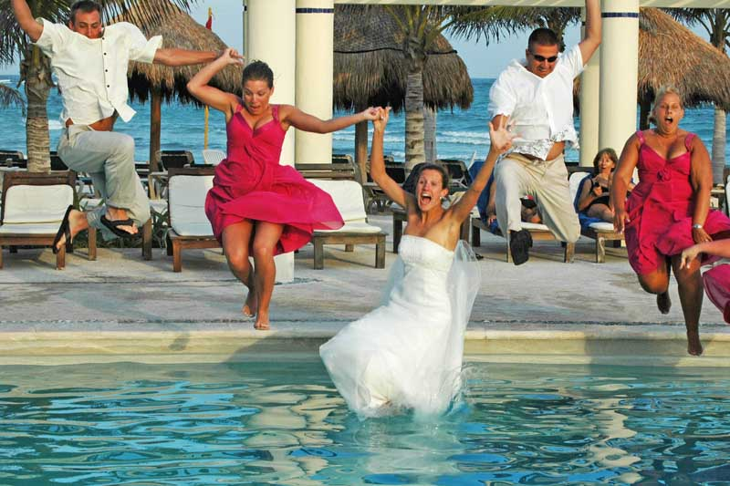 Cheap Beach Weddings In Destin Florida For Young Couple