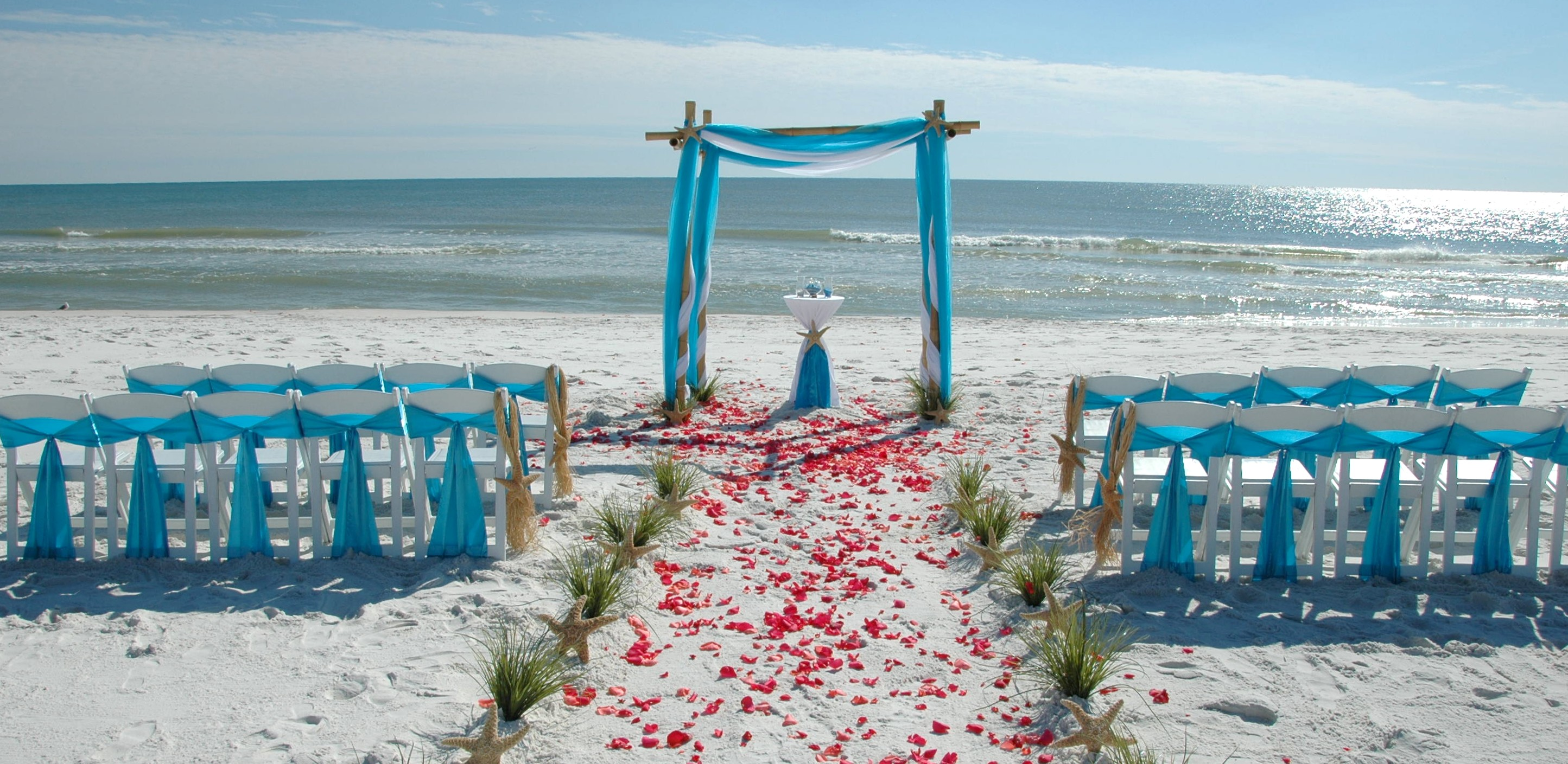 Beach Weddings In Florida Packages For All Inclusive Weddings