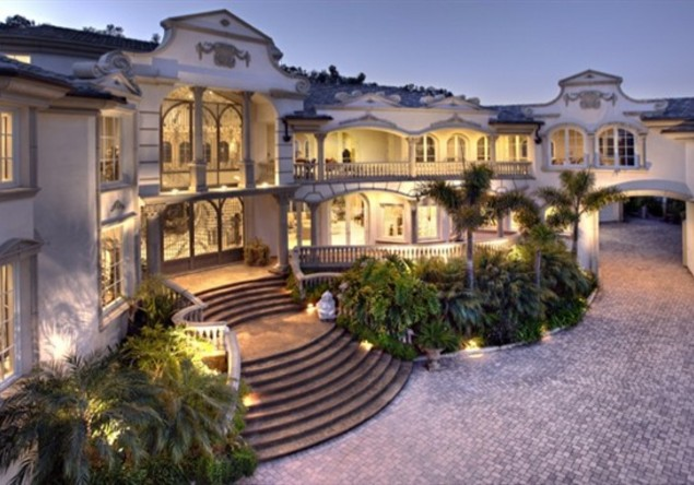 For Private Estate Weddings Southern California Is One Of