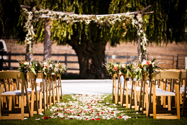 For the best outdoor weddings southern california is the for Best wedding locations in southern california