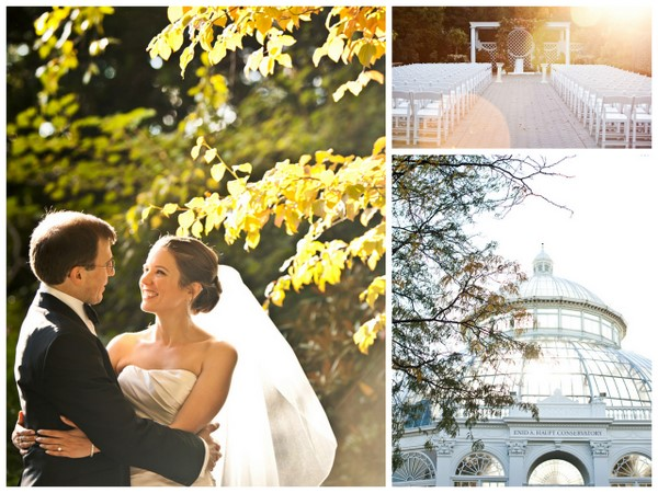New York Botanical Garden Weddings For Outdoor Ceremonies Share A Happy Day