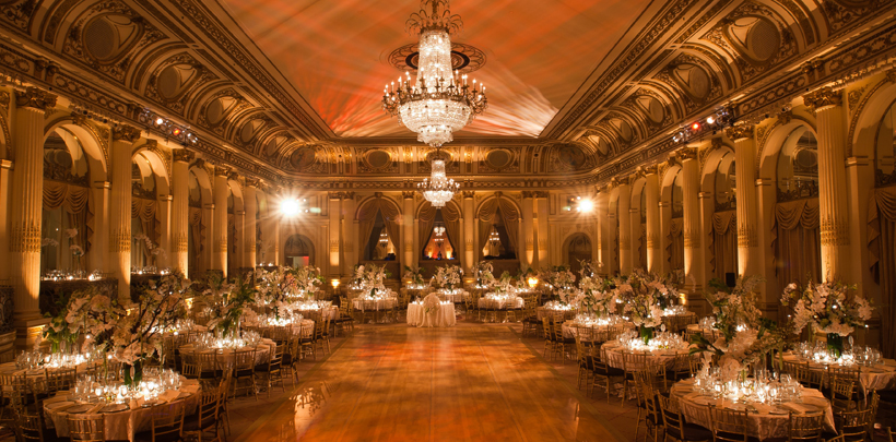 Weddings at the plaza new york are luxurious events for Cheap wedding locations nyc